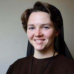 Sister Faith Marie Woolsey, F.S.E., D.P.T.